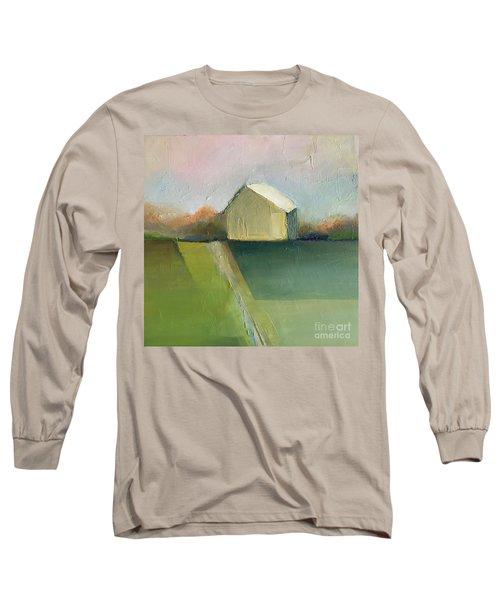 Green Field Long Sleeve T-Shirt