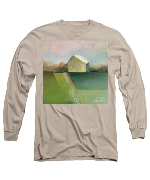 Green Field Long Sleeve T-Shirt
