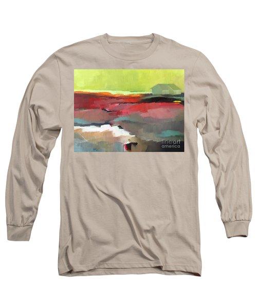 Green Flash Long Sleeve T-Shirt