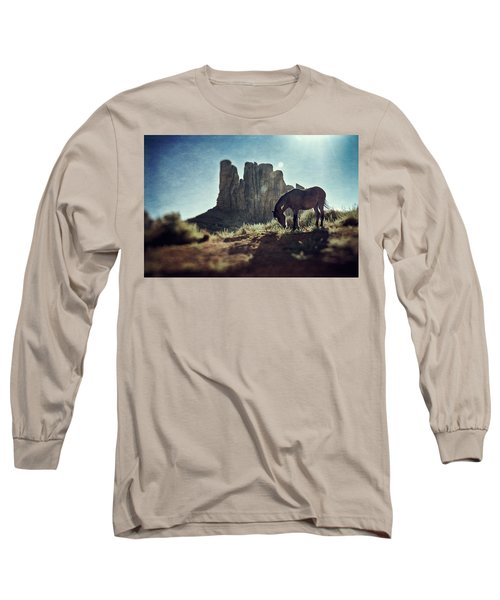 Greetings From The Wild West Long Sleeve T-Shirt