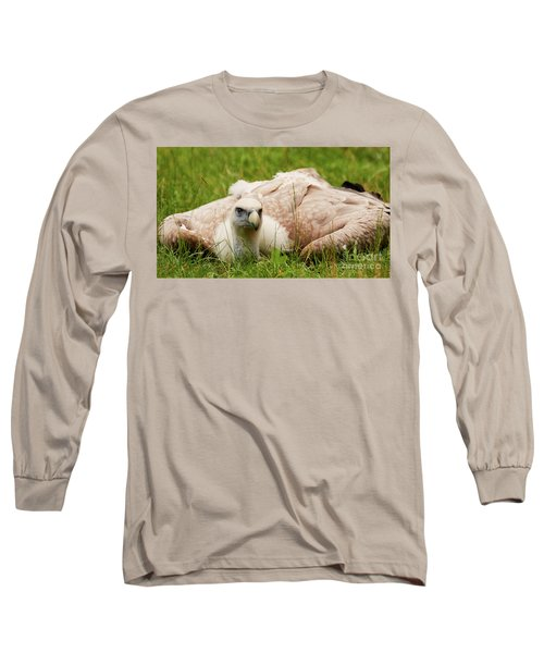 Griffon Vulture Long Sleeve T-Shirt