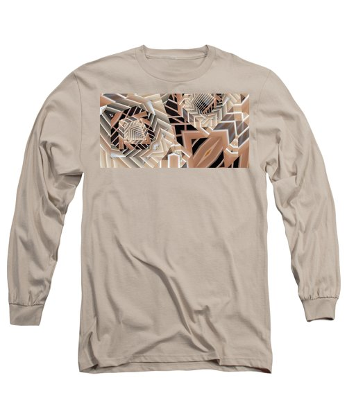 Long Sleeve T-Shirt featuring the digital art Grilled by Ron Bissett
