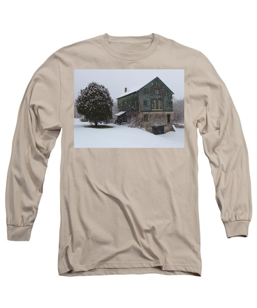 Grist Mill Of Port Hope Long Sleeve T-Shirt