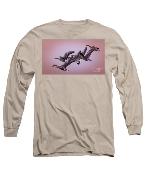 Group Flight  Long Sleeve T-Shirt