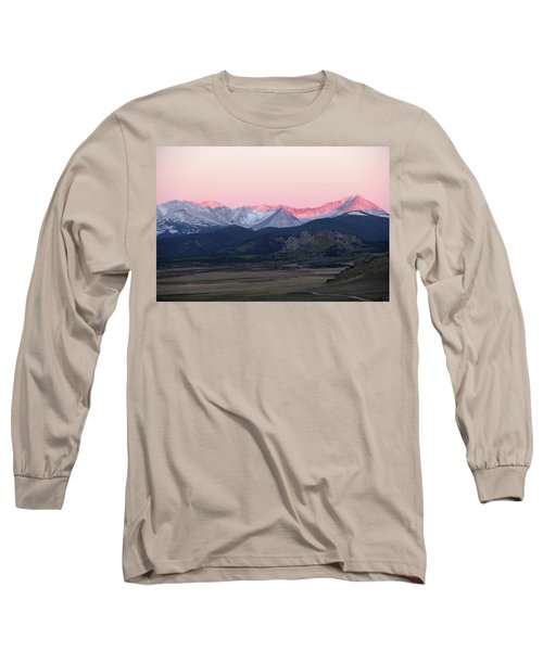 Guanella Sunrise Long Sleeve T-Shirt