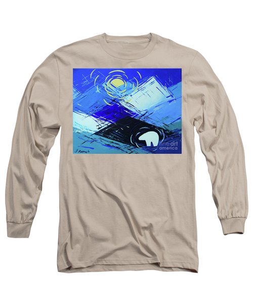 Guardian Bear Winter Long Sleeve T-Shirt
