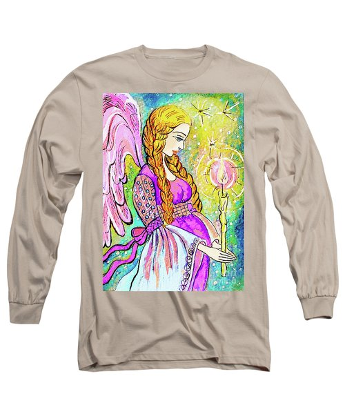 Guardian Mother Of Hope Long Sleeve T-Shirt