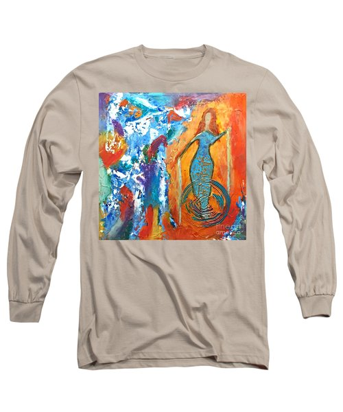 Guardian Of Rainbow Light Long Sleeve T-Shirt
