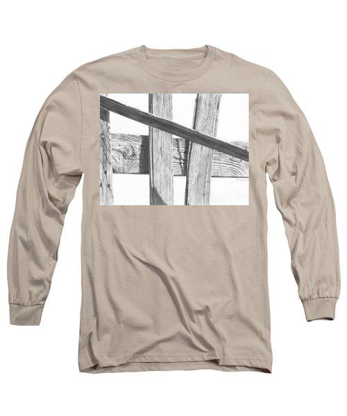 Guarding Time Long Sleeve T-Shirt