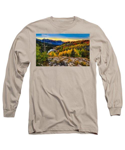 Guardsmans Pass Sunset Long Sleeve T-Shirt