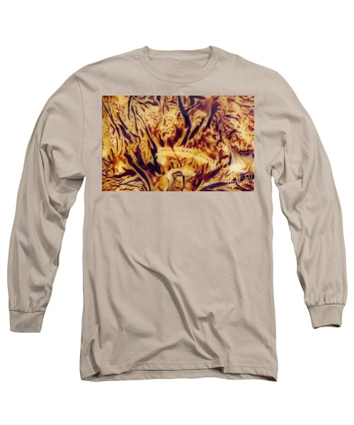 Guess What ? Long Sleeve T-Shirt