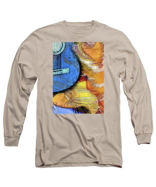 Guitar Music Long Sleeve T-Shirt