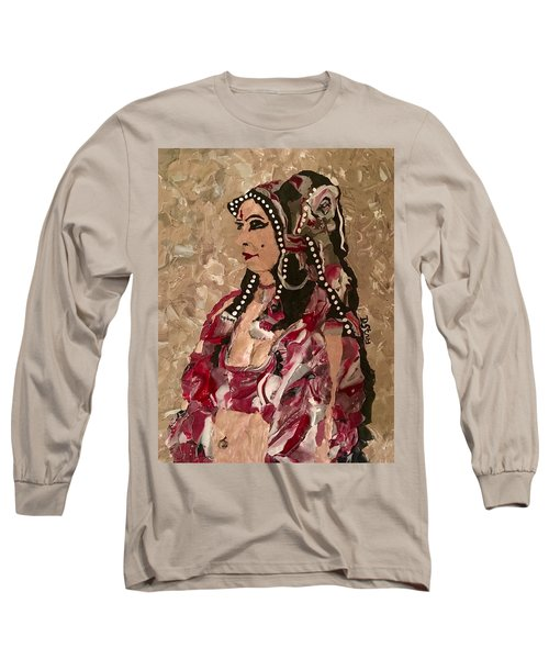 Gypsy Dancer Long Sleeve T-Shirt