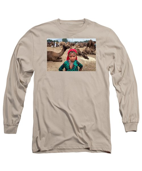Gypsy Girl Long Sleeve T-Shirt