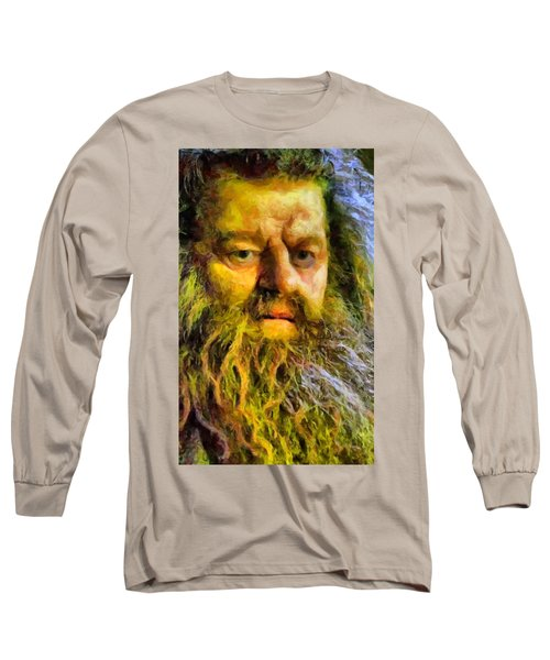 Hagrid Long Sleeve T-Shirt