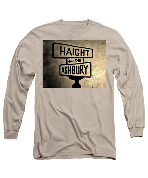 Haight Ashbury Long Sleeve T-Shirt