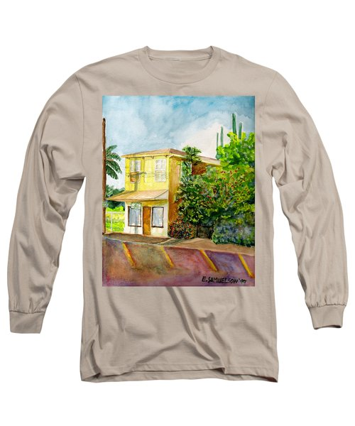 Hairbenders Of Paia Long Sleeve T-Shirt