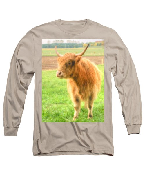Hairy Coos Long Sleeve T-Shirt