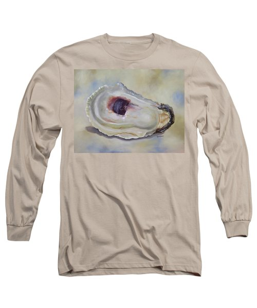 Half Shell Long Sleeve T-Shirt by Phyllis Beiser