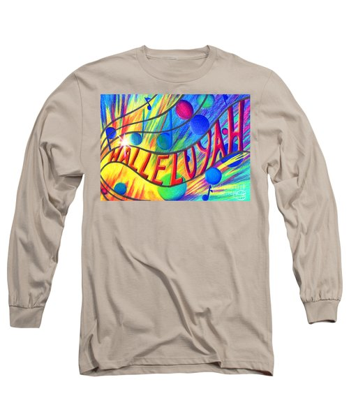Halleluyah Long Sleeve T-Shirt