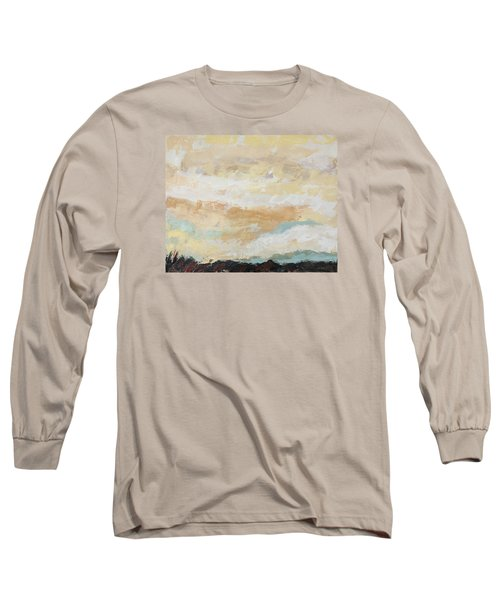 Hallowed Long Sleeve T-Shirt by Nathan Rhoads