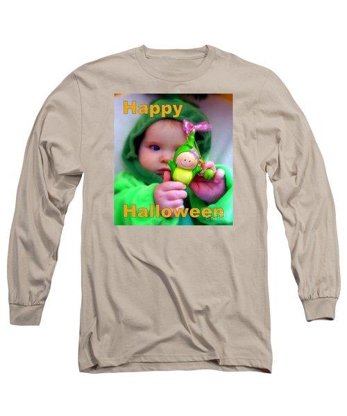 Halloween Card Long Sleeve T-Shirt