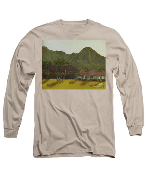 Hanalei Long Sleeve T-Shirt