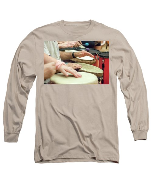 Hands Together - Long Sleeve T-Shirt