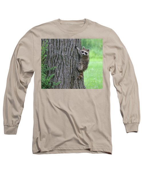 Hang On  Long Sleeve T-Shirt