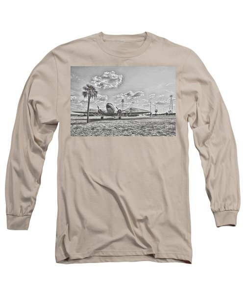 Hanger Hotel Long Sleeve T-Shirt