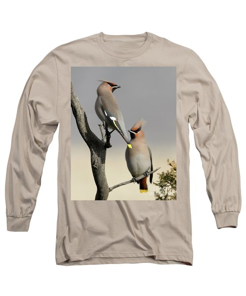 Hanging Out With The Boys Long Sleeve T-Shirt