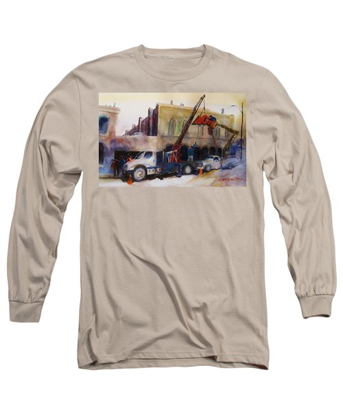 Hanging Red Ace #2 Long Sleeve T-Shirt