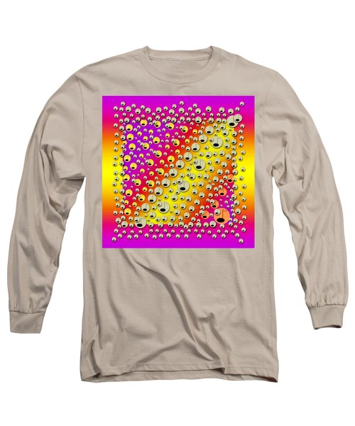 Happy And Merry Music Long Sleeve T-Shirt