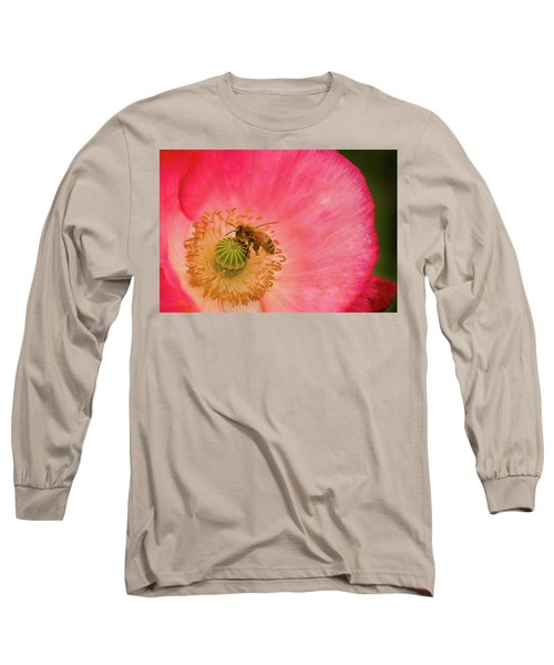 Happy Bee Long Sleeve T-Shirt