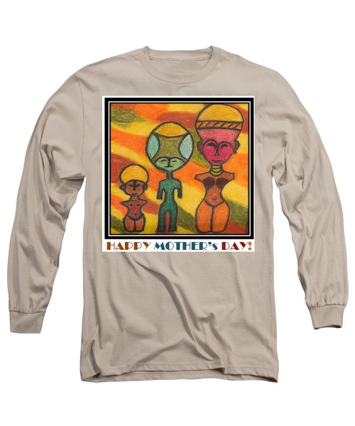 Happy Mother's Day 7 Long Sleeve T-Shirt