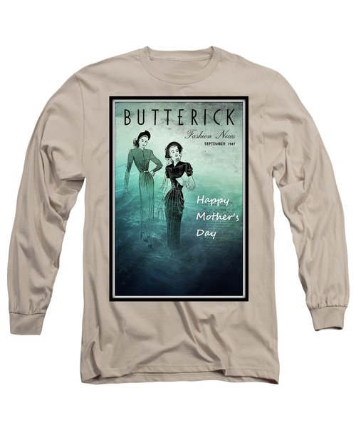Happy Mother's Day Long Sleeve T-Shirt by Patrice Zinck