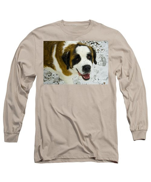 Happy Tank Long Sleeve T-Shirt by Jamie Lynn