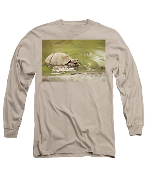 Happy Turtle Long Sleeve T-Shirt