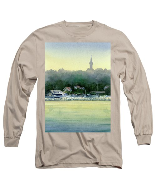Harbor Master, Port Washington Long Sleeve T-Shirt