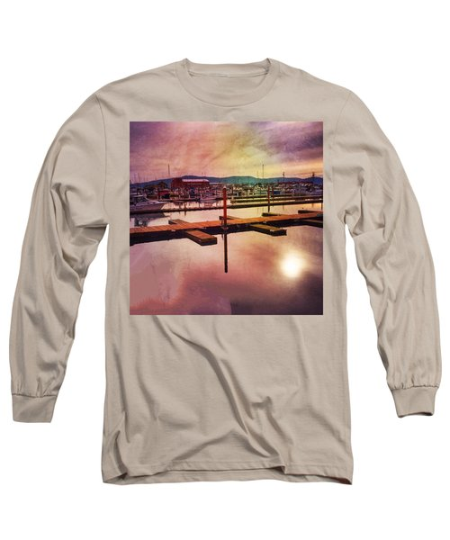 Harbor Mood Long Sleeve T-Shirt
