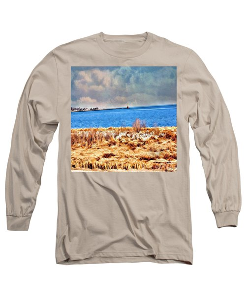 Harbor Of Tranquility Long Sleeve T-Shirt