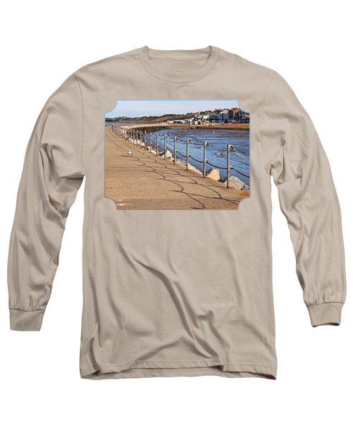 Harbour Wall Promenade Long Sleeve T-Shirt