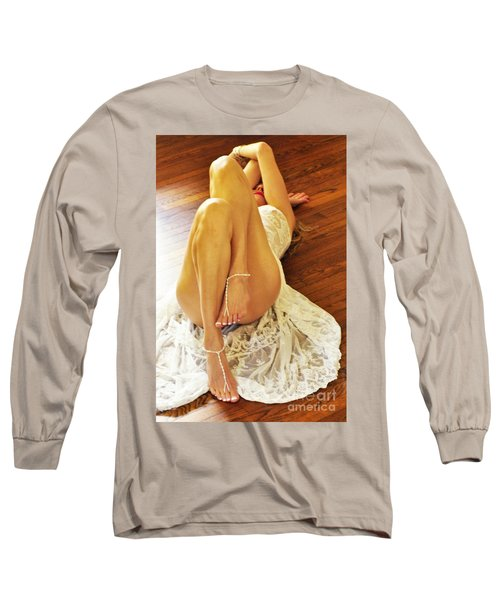 Hardwood Long Sleeve T-Shirt