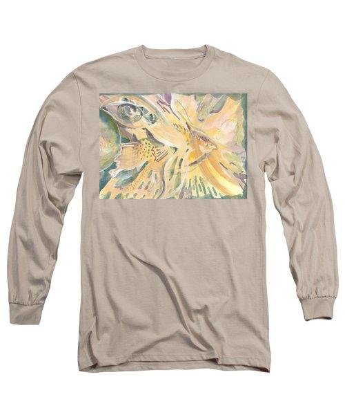 Harmony On Earth Long Sleeve T-Shirt