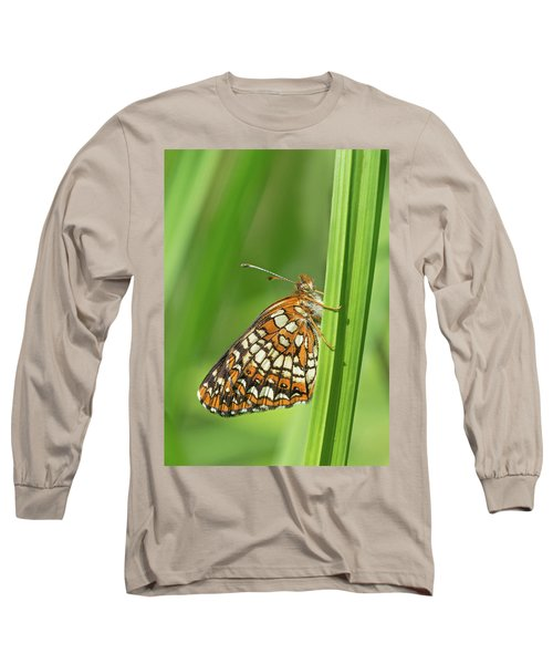 Harris' Checkerspot Long Sleeve T-Shirt