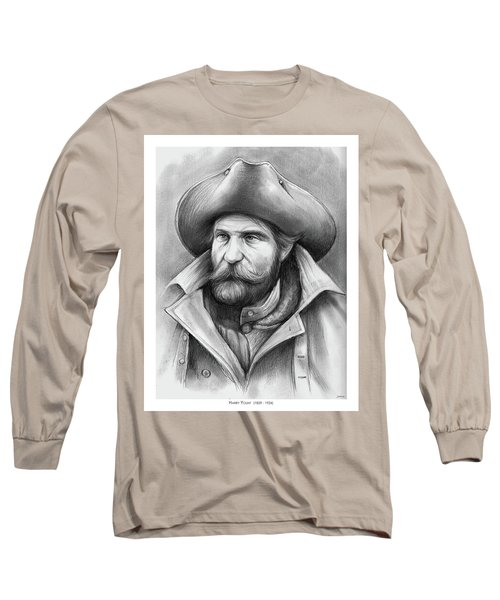 Harry Yount Long Sleeve T-Shirt
