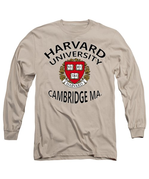 Harvard University Cambridge M A  Long Sleeve T-Shirt