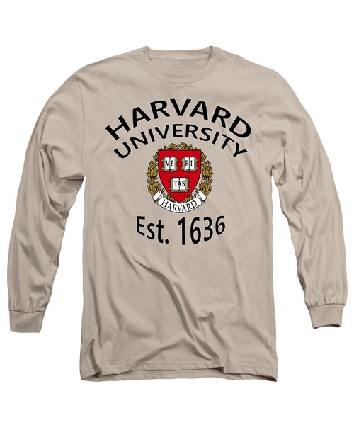 Harvard University Est 1636 Long Sleeve T-Shirt