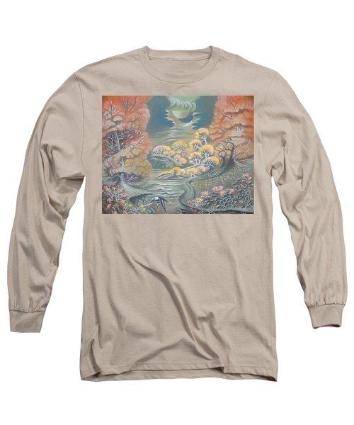 Harvest Moons Long Sleeve T-Shirt