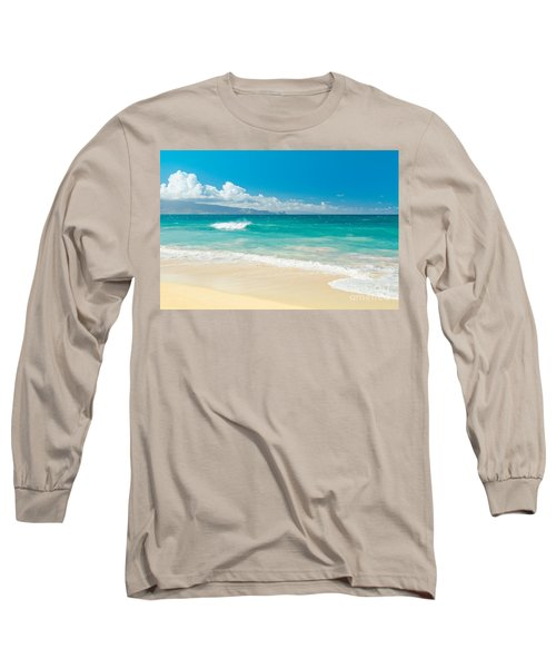 Hawaii Beach Treasures Long Sleeve T-Shirt